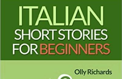 Parrot Time - Book Look - Italian Short Stories for Beginners