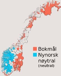 Bokmål til nynorsk